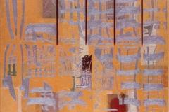Rottura-di-simmetria-tecnica-mista-su-tela-cm-100x60-2001