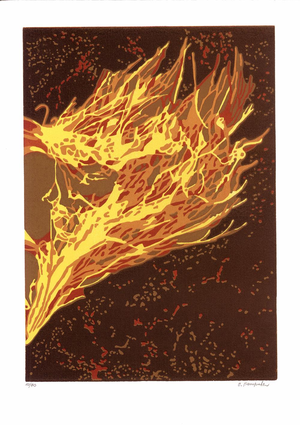 Anime-gemelle-xilografia-a-colori-a-legno-perso-mm-350x250-foglio-mm-420x300-2011